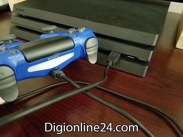 آموزش راه اندازی پلی استیشن 4 - PS4